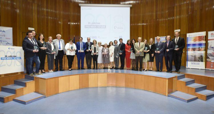 Grupo SENDA entrega sus galardones anuales