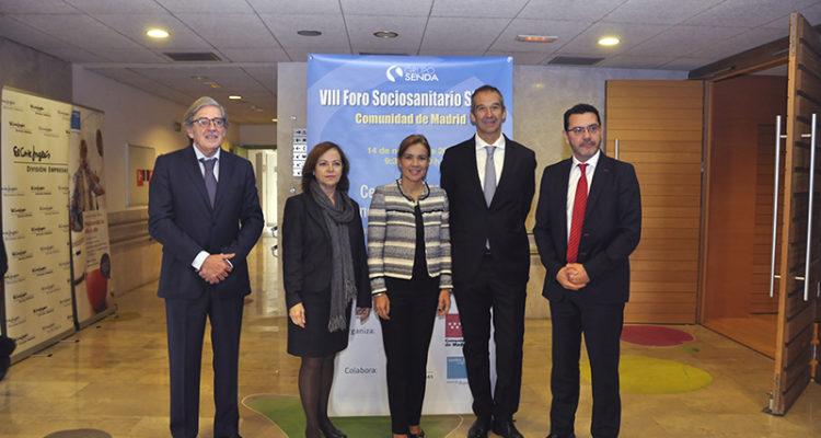 El VIII Foro Sociosanitario SENDA abordó la atención a la dependencia, el envejecimiento activo y la transformación digital