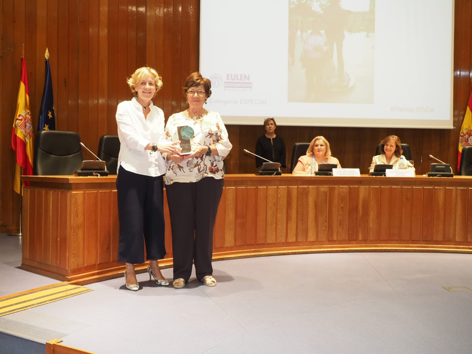 12 - Premio Eulen SENDA