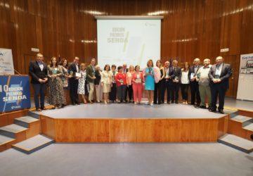 Gala de entrega de los décimos Premios SENDA