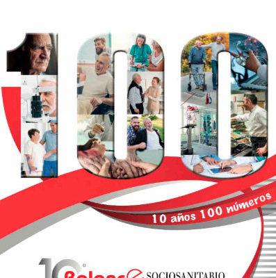 El periódico BALANCE Sociosanitario, editado por Grupo SENDA, lanza su número 100