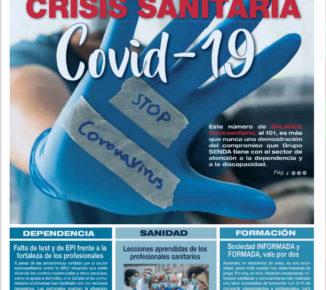 BALANCE Sociosanitario lanza un número especial sobre el Covid-19