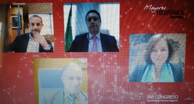 Grupo SENDA participa en el XVI Congreso de Personas Mayores