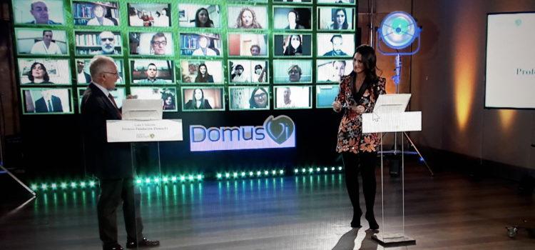 Grupo SENDA recibe el premio DomusVi en la categoría de Medios de Comunicación