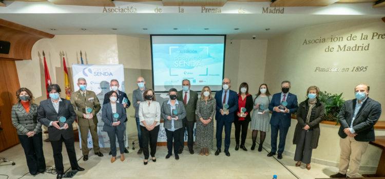 Gala de entrega de los XI Premios SENDA